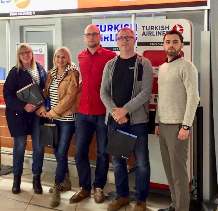 ADTO Treffen mit Turkish Airlines